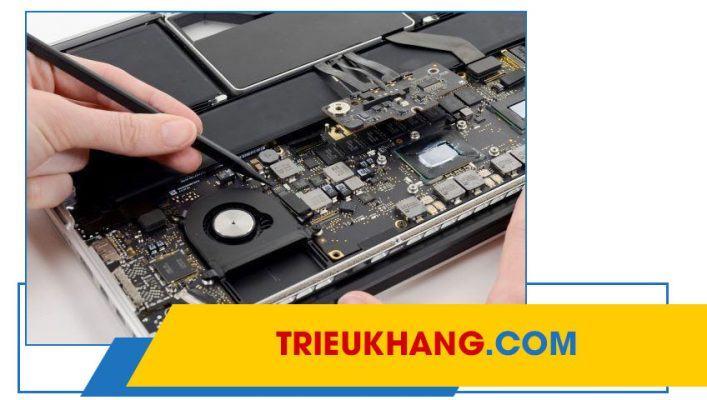 Triệu Khang chuyên sửa chữa và thay thế linh kiện laptop macbook ipad