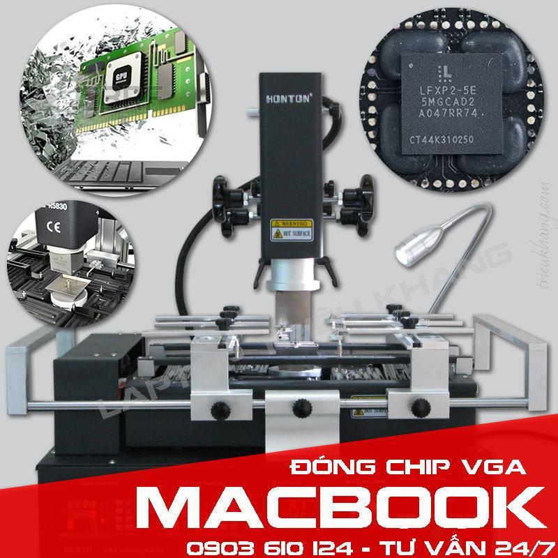 Đóng chip VGA uy tín giá rẻ tại hcm