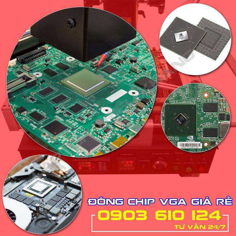Đóng chip VGA tại Tân Bình HCM