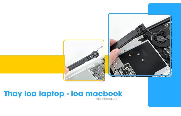 thay loa laptop tại hcm