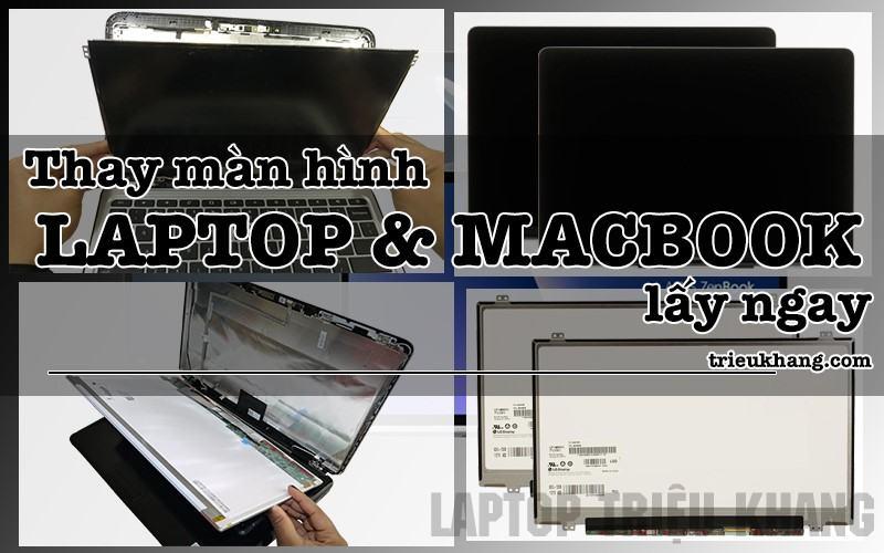 thay màn hình laptop tại hcm