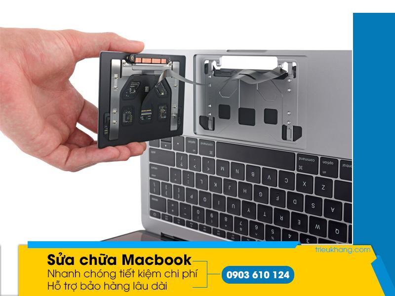 Triệu khang sửa chữa macbook nhanh chóng tiết kiệm chi phí