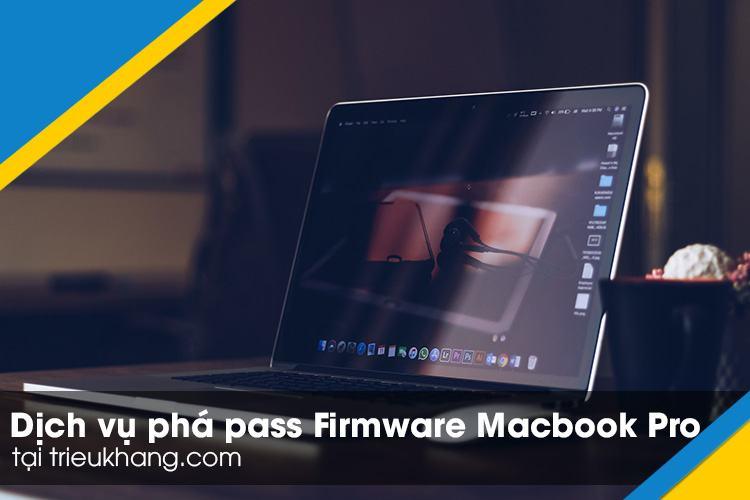 phá password firmware macbook uy tín tại hồ chí minh