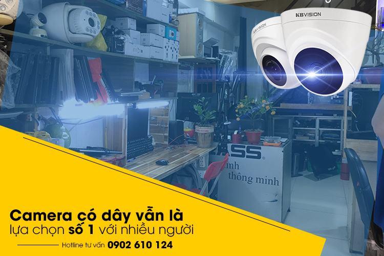 lắp đặt camera quan sát giá rẻ nhất tại Tân Bình