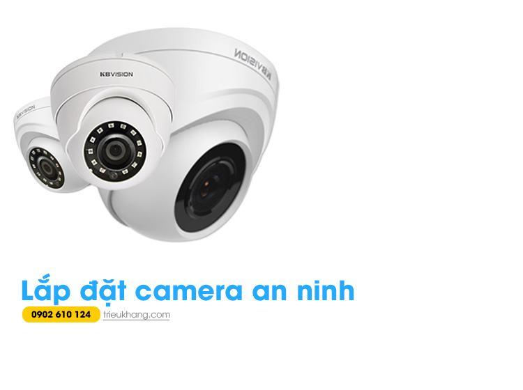 Lắp đặt camera an ninh giá rẻ tại hcm