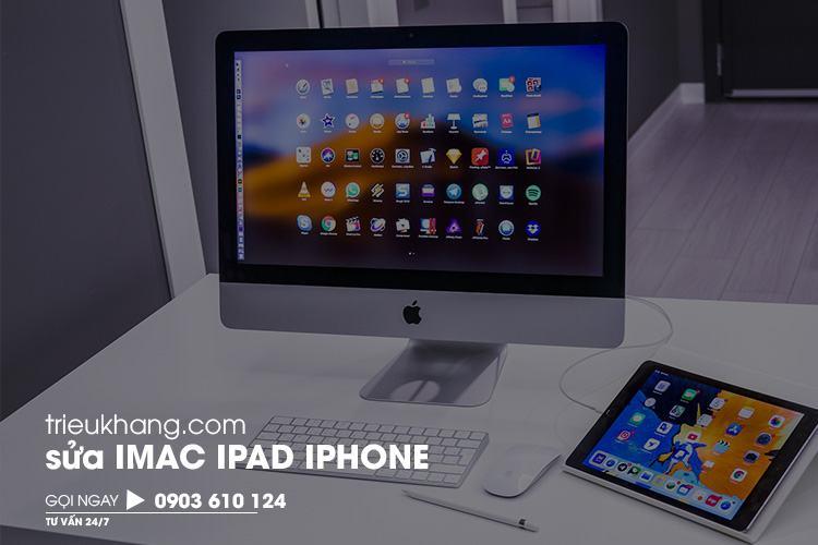 Sửa macbook ipad iphone lấy liền uy tín nhất