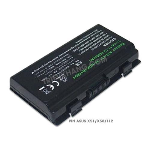 Pin laptop Asus X51 X56 T12