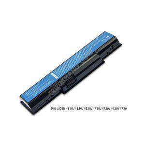 pin laptop acer aspire 4310/4320/4520/4710/4720/4920/4736