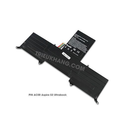 Pin Laptop Acer Aspire S3 Ultrabook zin