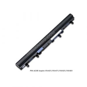 pin laptop acer aspire V5-431, V5-471, V5-531, V5-551