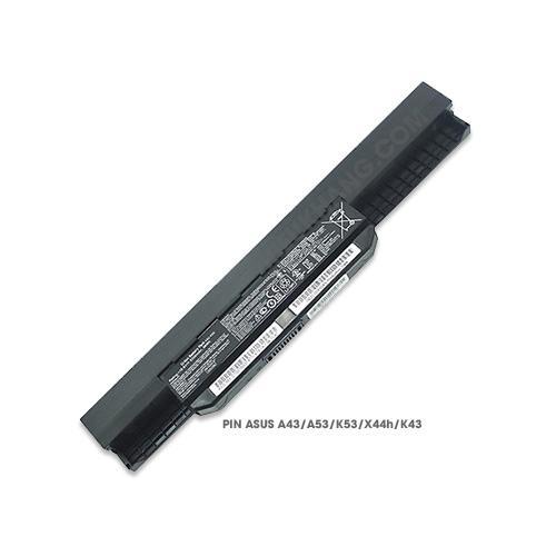 Pin Laptop Asus A43/A53/K53/X44h/K43