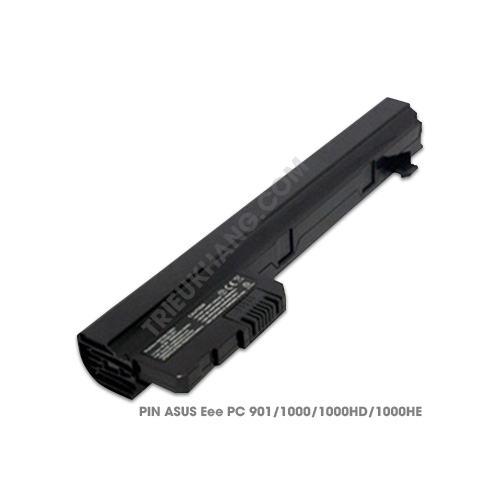 Pin laptop asus Eee PC 901-1000-1000HD-1000HE