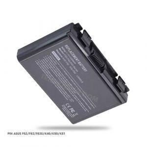 pin laptop asus f50/f52/f82/f83s/k40/k50