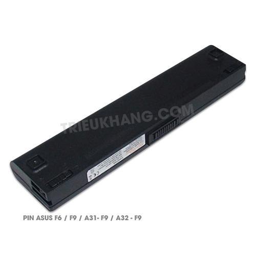 pin laptop asus f6/f9/z53/a31-f9/a32-f9