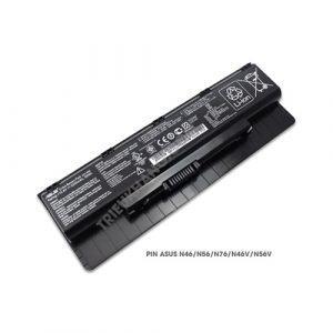 pin laptop asus N46, N56, N76, N46V, N56V