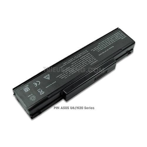 Pin laptop Asus U6/N20 Series