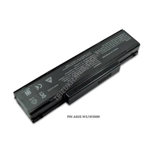 pin laptop asus w3/w3000