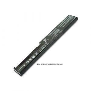 Pin laptop Asus X301/X401