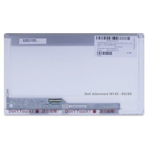 Thay màn hình Dell Alienware M14X-R2/R3 lấy ngay
