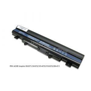 pin laptop acer e5-572/e5-571/e5-531/e5-511/e5-472/e5-471