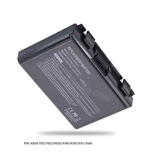 pin laptop asus F52/F82/F83S/K40/K50/K51/K60