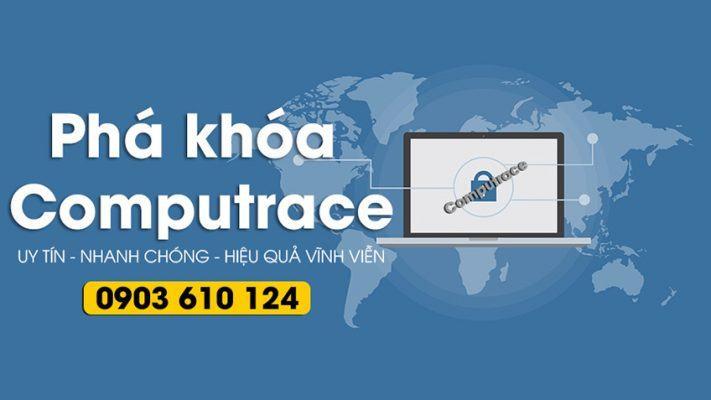 phá khóa computrace laptop hp dell ibm giá rẻ