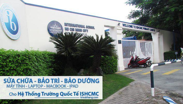 ISHCMC Những Trường Quốc tế hàng đầu tại Hồ Chí Minh