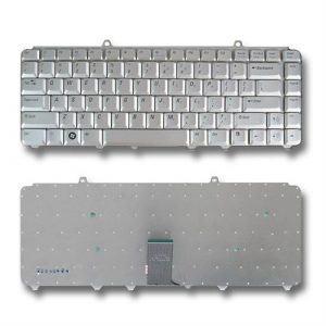 Bàn Phím Laptop Dell Vostro 1400 1500 1420 1520 bạc
