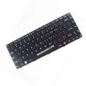 Bàn phím Laptop MSI CR400 X400