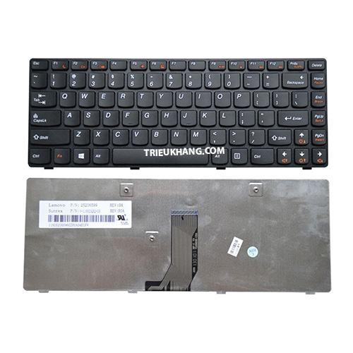Bàn Phím Laptop Lenovo Ideapad G480 G485 Z380 Z480 Z485 G410 G400 G490
