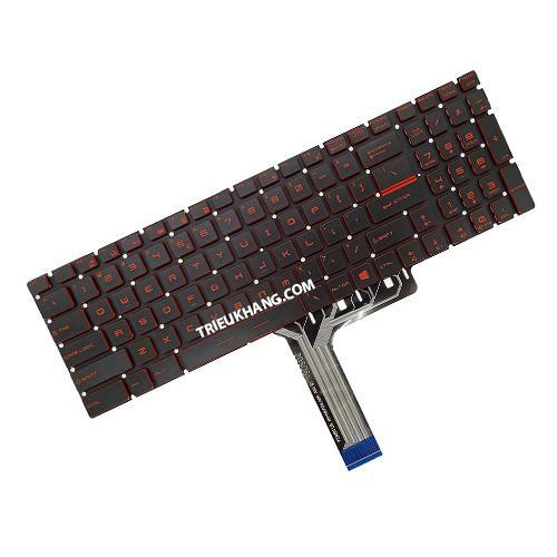 Bàn Phím Laptop MSI GE62 GT62 GL62 GL62M GP62 GP65 GE63 GS63 GS63VR