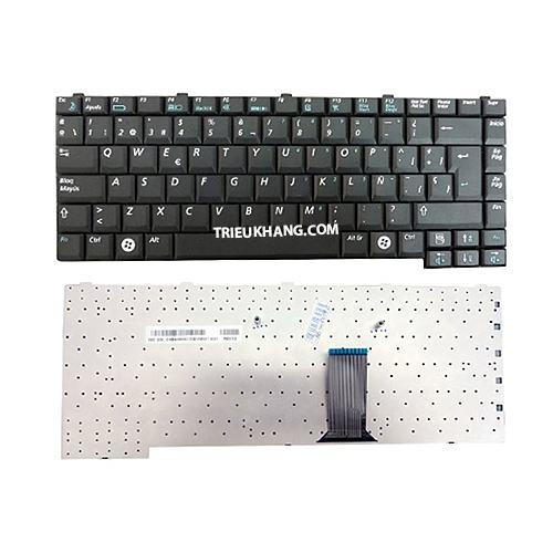 Bàn Phím Laptop Samsung R18 R19