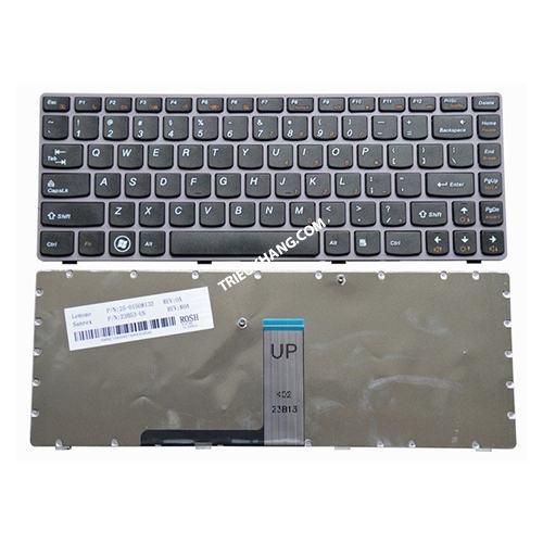 Bàn Phím Laptop Lenovo Z470 Z475 Z370 Z470A LA SP